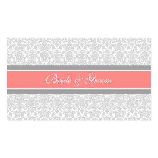 place setting card template