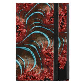 Coral Eruption iPad Case Design