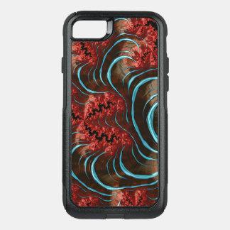 Coral Eruption Tough Phone Case Design