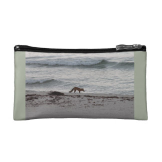 Coral Fox Make Up Bag Cosmetic Bags