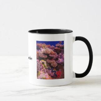 Coral Garden Coffee Cup