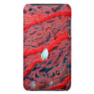 coral iPod touch Case-Mate case