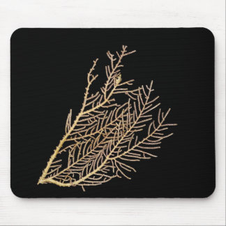 Coral Mouse Mat