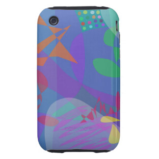 Coral Reef Tough iPhone 3 Covers