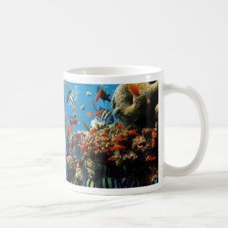 Coral Reef Fish Naturescape Coffee Mug