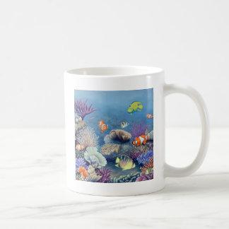 Coral Reef Coffee Mugs