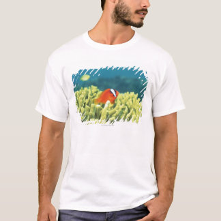 Coral reef teeming with tropical fish T-Shirt