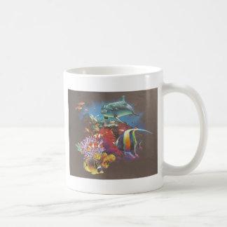 Coral Reef Tropical Fish Coffee Mug