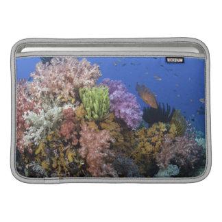 Coral reef, uderwater view MacBook sleeve