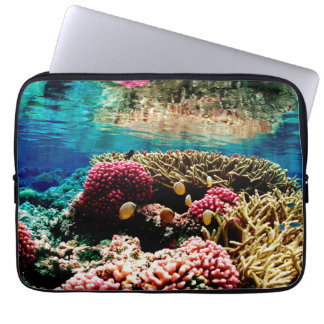 CORAL REEFS 1 LAPTOP COMPUTER SLEEVE