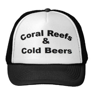 Coral Reefs and Cold Beer Cap