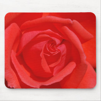 Coral Rose Mouse Mat