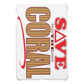 Coral Save iPad Mini Covers