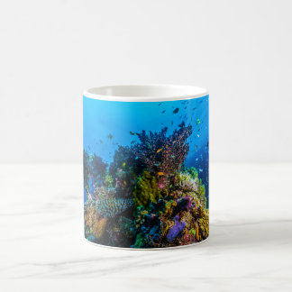 Coral Sea Coffee Mug