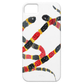 Coral Snake Art iPhone 5 Covers