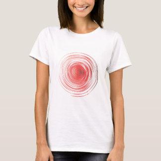 Coral Spiral Shirt