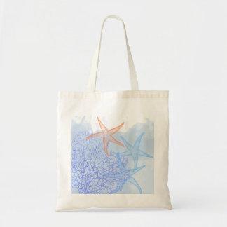 Coral/Starfish/Orange/ Blue/DIY Welcome Bags