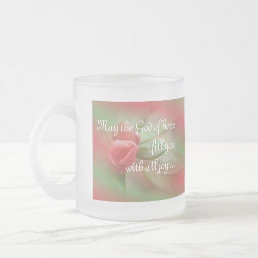 CoralAzaleaBudsMug- customize as needed Mug
