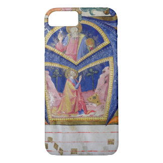 Corale / Graduale no.5  Historiated initial 'A' de iPhone 8/7 Case