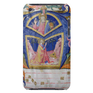 Corale / Graduale no.5  Historiated initial 'A' de iPod Touch Case