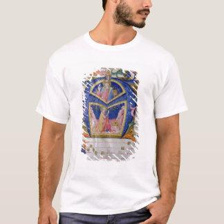 Corale / Graduale no.5  Historiated initial 'A' de T-Shirt