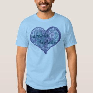 Corazon Helado Shirts