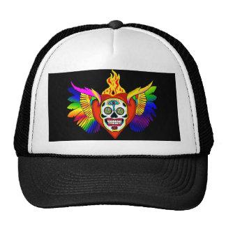 Corazon Majiko Mesh Hats