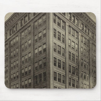 Corbett Bldg, Portland, Oregon Mouse Pad