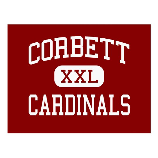 Corbett - Cardinals - Middle - Corbett Oregon Postcard