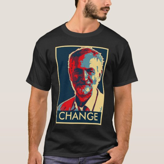 Corbyn Labour supporters tshirt