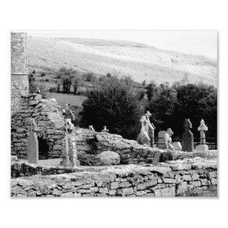 Corcomroe Abbey, Ireland Photo Print