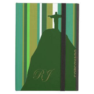 corcovado, christ statue, RJ iPad Air Case