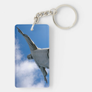 Corcovado Christ the Redeemer Keychain