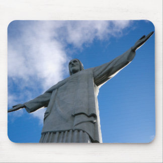 Corcovado Christ the Redeemer Statue Mousepad