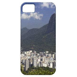Corcovado overlooking Rio de Janeiro, Brazil Barely There iPhone 5 Case