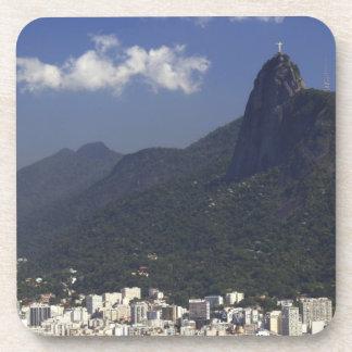 Corcovado overlooking Rio de Janeiro, Brazil Coaster