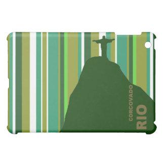 Corcovado Rio Jesus Christ Redeemer Cover For The iPad Mini
