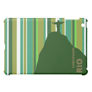 Corcovado Rio Jesus Christ Redeemer Cover For The iPad Mini
