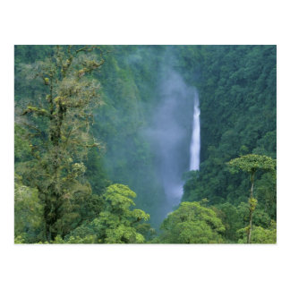 Cordillera Central, Angel Congo) Falls, many Postcard