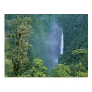 Cordillera Central, Angel Congo) Falls, many Postcard