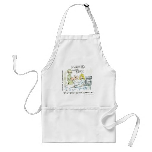 Cordless Baby Funny Cards Tees Mugs & Gifts Aprons