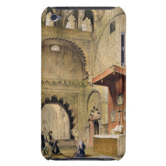 Cordoba: Monk praying at a Christian altar in the iPod Touch Cover