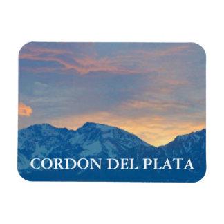 Cordon Del Plata Rectangular Photo Magnet