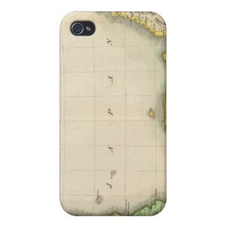 Corea, Japan iPhone 4 Case