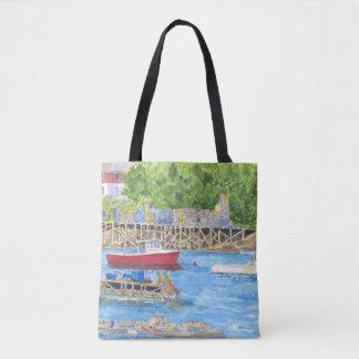 Corea Maine Tote Bag