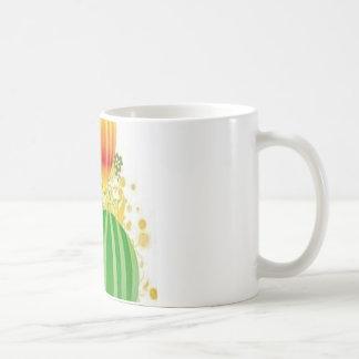 Corel ballons design mug