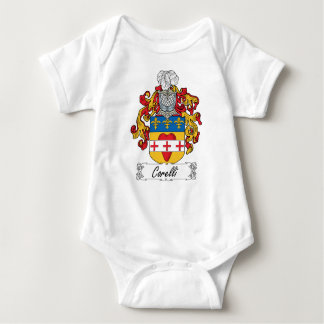 Corelli Family Crest T Shirts