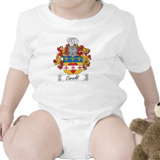 Corelli Family Crest Tshirts