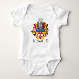 Corelli Family Crest T Shirts