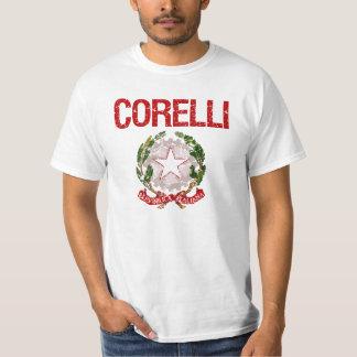 Corelli Italian Surname Tee Shirt